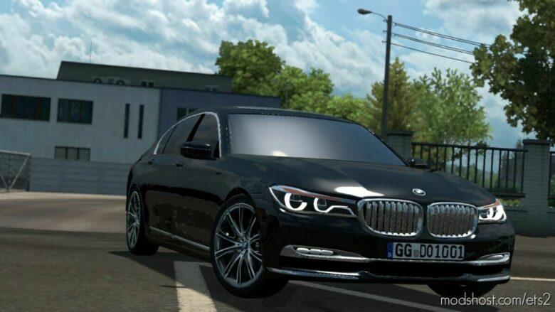 BMW 750LD [1.41] for Euro Truck Simulator 2