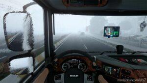 Cold Rain V0.2.4 [1.42] for Euro Truck Simulator 2