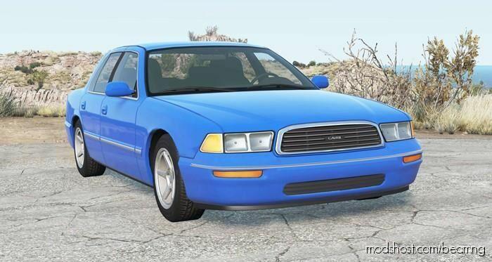 Gavril Grand Marshall 1998 V1.1 for BeamNG.drive