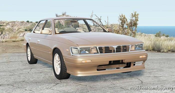 Nissan Laurel (C33) 1989 for BeamNG.drive