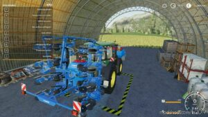 Placeable Multi Purpose Hall V1.0.1.1 for Farming Simulator 19