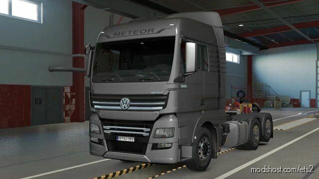 Volkswagen Meteor V1.1.2 [1.41 – 1.42] for Euro Truck Simulator 2