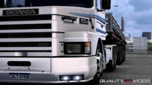 Scania 113H V1.1 By Quality3Dmods [1.42] for Euro Truck Simulator 2