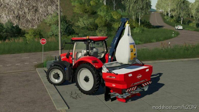 Bag'N'Lifter Pack V1.1.1 for Farming Simulator 19