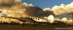 Lockheed L-10 Electra G-Aepn British Airways LTD for Microsoft Flight Simulator 2020