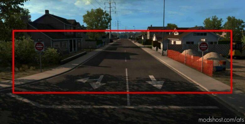 NO Deadends [1.42] for American Truck Simulator
