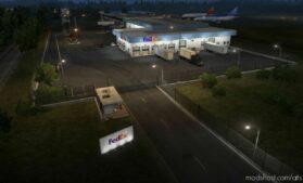 Real Companies, Shops & Billboards V3.1.08 [1.41] for American Truck Simulator