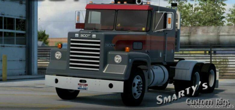 Scot A2HD Truck V2.0.3 [1.42] for American Truck Simulator