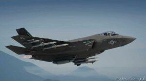 F-35C Lightning II for Grand Theft Auto V
