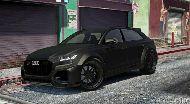 Audi Q8 2020 Prior Edition V1.2 for Grand Theft Auto V