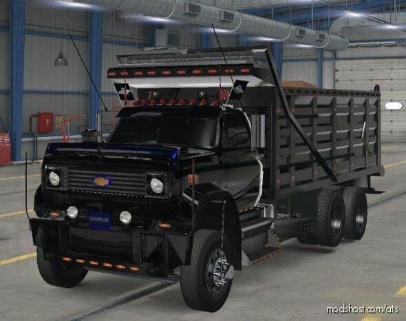 Chevrolet C70 Cartruck [1.41] for American Truck Simulator