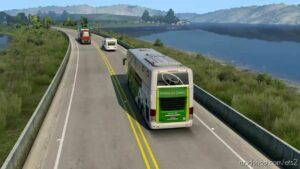 Comil Campione HD Volvo 6×2 [1.42] for Euro Truck Simulator 2