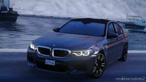 BMW 5 F90 [1.41] for Euro Truck Simulator 2