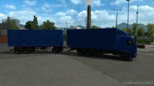 Kamaz 5460/6460/65201/65117/4326/65221/6350/43118 V7.4.2 for Euro Truck Simulator 2