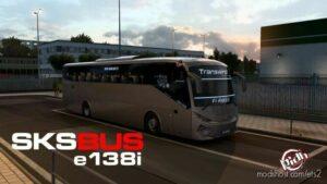 Sksbus E138I V1.1 [1.41 – 1.42] for Euro Truck Simulator 2