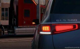 Mercedes-Benz X167 Gls-Class V1.1 [1.42] for American Truck Simulator