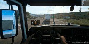 TOP Corner & Small Mirrors [1.42] for American Truck Simulator