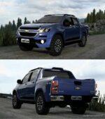 Chevrolet S10 High Country 2017 V5.1 for Euro Truck Simulator 2