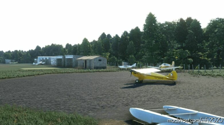 East Hawkesbury Airport CPG5 for Microsoft Flight Simulator 2020