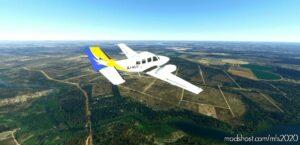 Beechcraft Baron Proflight Zambia for Microsoft Flight Simulator 2020