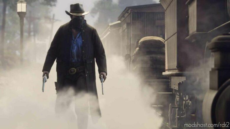 Simple Godmode Script for Red Dead Redemption 2