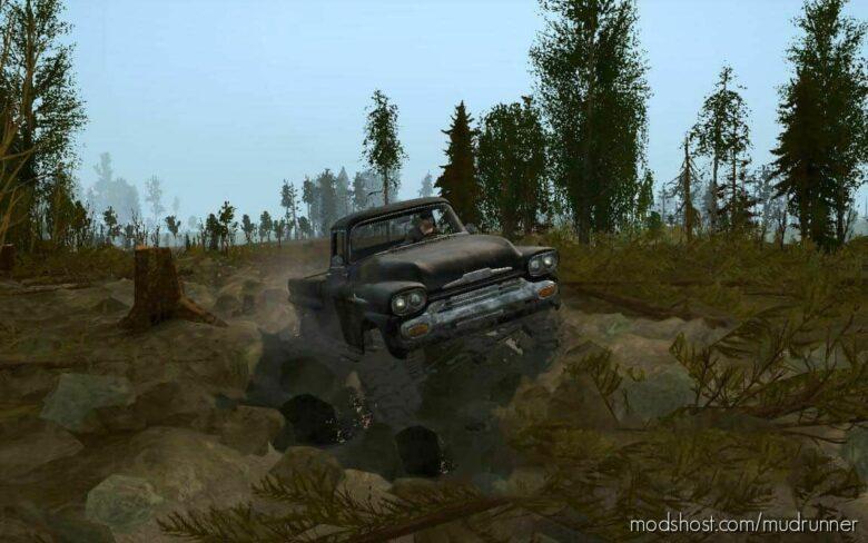 Chevrolet Classic Mod for MudRunner
