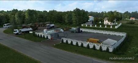 Base In Płock [1.41] for Euro Truck Simulator 2