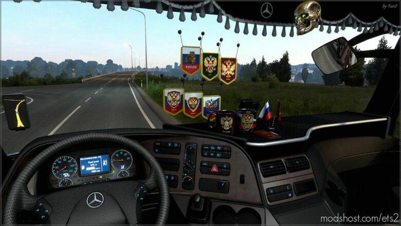 Addon Russia V2.0 for Euro Truck Simulator 2