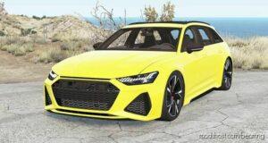 Audi RS 6 Avant (C8) 2019 V2.2 for BeamNG.drive
