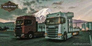 Scania Next GEN Immersive Sound [1.41 – 1.42] for Euro Truck Simulator 2