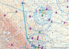 IFR GPS Flightplan Route Calgary To Whitecourt for Microsoft Flight Simulator 2020