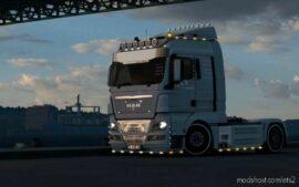 MAN TGX Turkısh Style [1.42] for Euro Truck Simulator 2