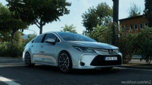 Toyota Corolla 2020 V1R80 [1.42] for Euro Truck Simulator 2