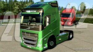 NEW FH 2022 Norte SUL Pikbox V1.0.1 for Euro Truck Simulator 2