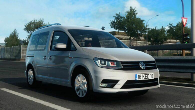 Volkswagen Caddy V1R80 [1.42] for Euro Truck Simulator 2