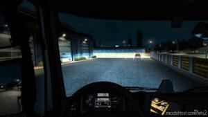 Xenon Headlight [1.42] for Euro Truck Simulator 2