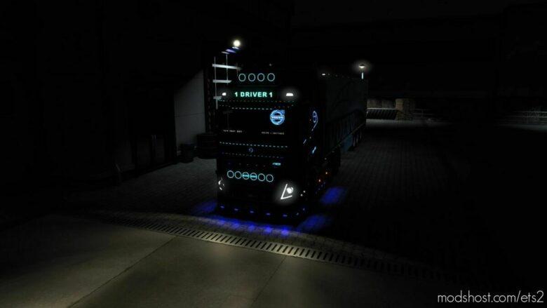 Volvo FH16 2012 Light Pack [1.42] for Euro Truck Simulator 2
