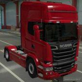 Mirror Antenna V1.5 for Euro Truck Simulator 2