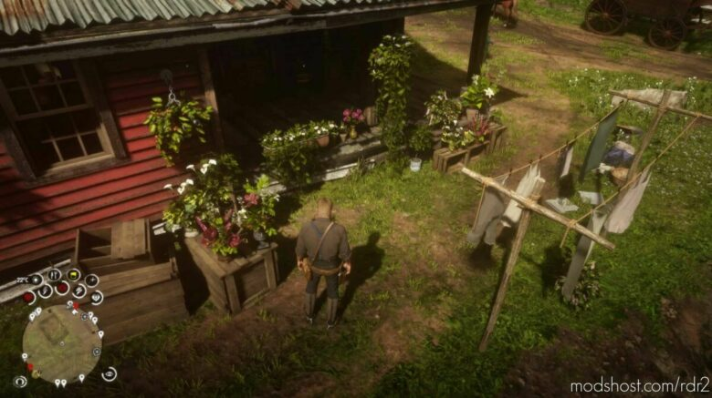 Safefarm for Red Dead Redemption 2