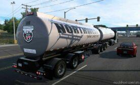 Advanced B-Train Tanker V1.1R (Fixed Weight) [1.42] for American Truck Simulator
