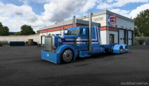 Rezbilt 389 Truck [1.42] for American Truck Simulator