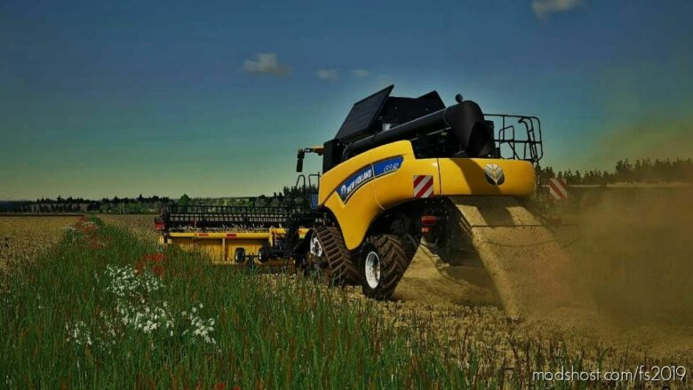 NEW Holland CR X.90 for Farming Simulator 19
