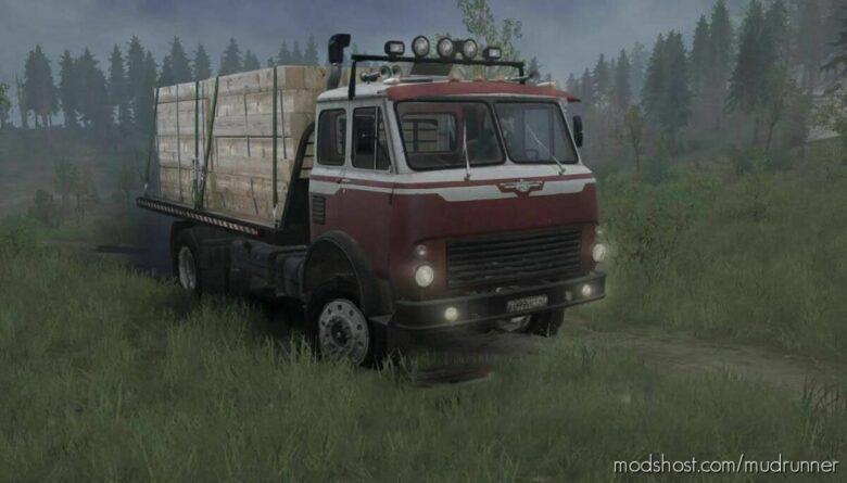 Zikz 5368 Truck for MudRunner