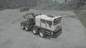 Mzkt 741351 Volat Mod for MudRunner
