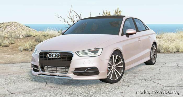 Audi S3 Sedan (8V) 2013 for BeamNG.drive
