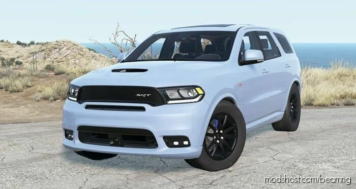 Dodge Durango SRT (WD) 2019 for BeamNG.drive