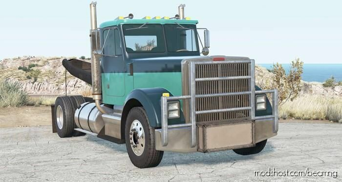 Gavril T-Series TOW Truck V1.1 for BeamNG.drive