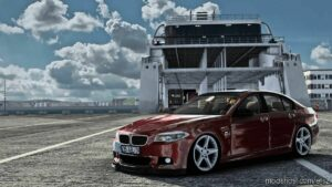 BMW 5 Series F10 [1.42] for Euro Truck Simulator 2