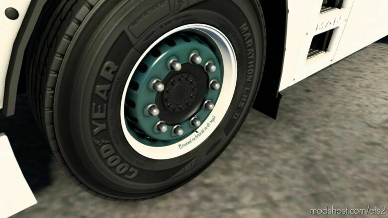 DDK Transport Skin for Euro Truck Simulator 2