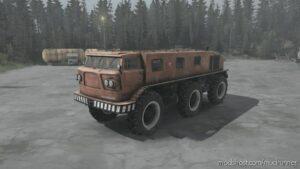 ZIL 167 Mod for MudRunner